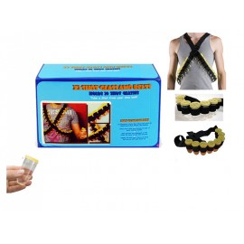 Bandolier with shots