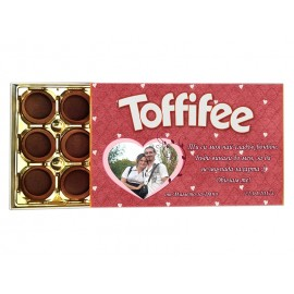 Toffifee with your photo