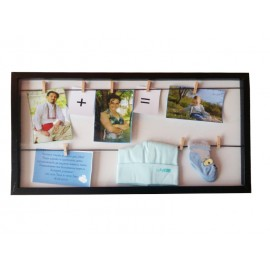 Frame for a baby