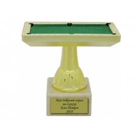 Snooker prize