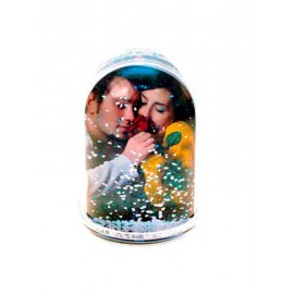 Paperweight hearts with your photo