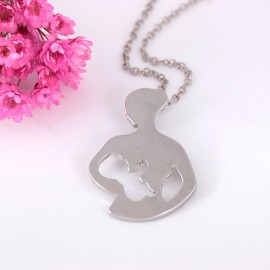 Baby Mother Necklace