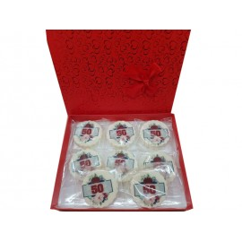 Chocolates for jubilee