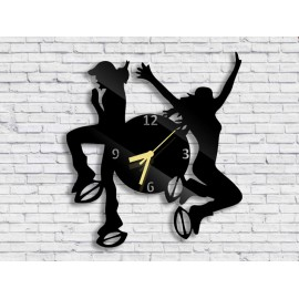 Wall clock Kango Jumps