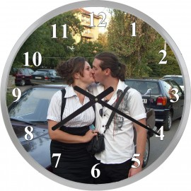 Clock with your photo