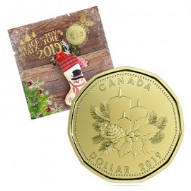 Collection of 5 coins for Christmas