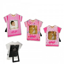Mini photo frame t-shirt