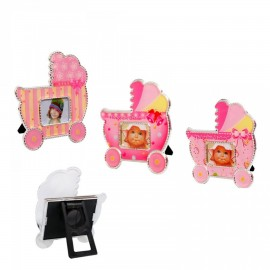 Mini photo frame stroller