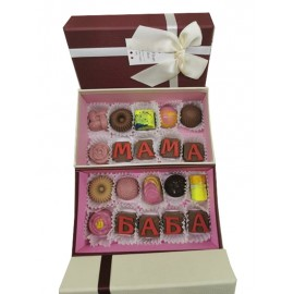 Chocolates for woman's day