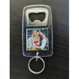 Key chain with your photo