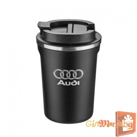 Thermo cup Audi