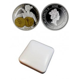 "Silver coin ""Diana - Goddess of Hunting"""