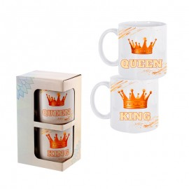 Cups King and Qeen