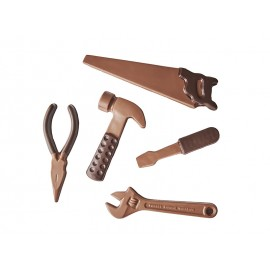 Chocolate tools in a box