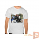 Man t-shirt with your picture