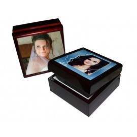 Jewelry box with your photo