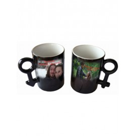 Magic cups with your photo