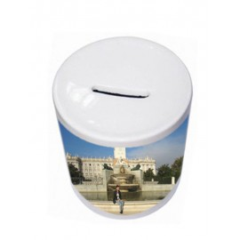 Money box with your photo